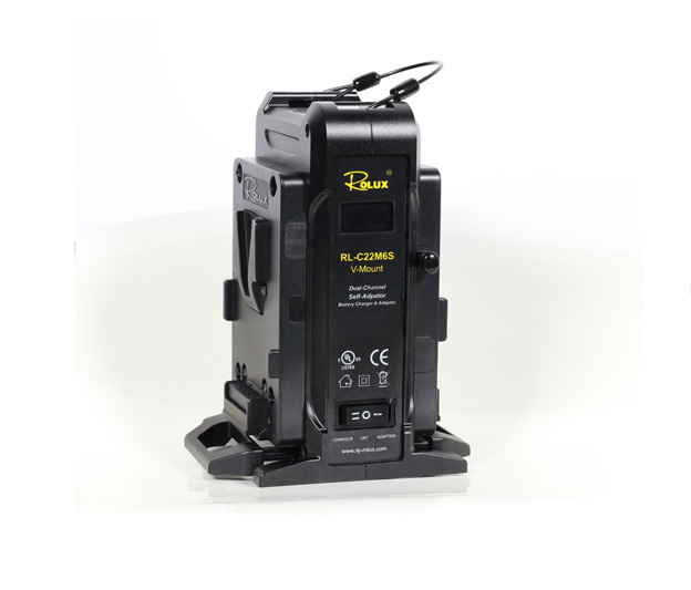 RL-C22M6S     SELF-ADPATOR CHARGER